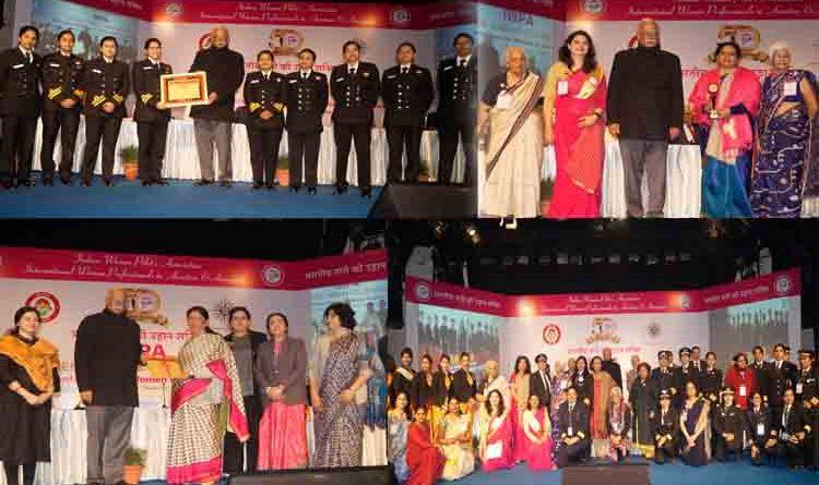 """""""Indian Women Pilots Association"""""""