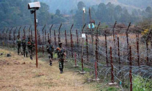 Security forces kill suspects infiltrated in Poonch and infiltrating air force base in Badgam, Baat conspiracy also failed