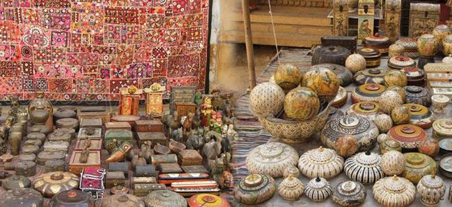 surajkund crafts