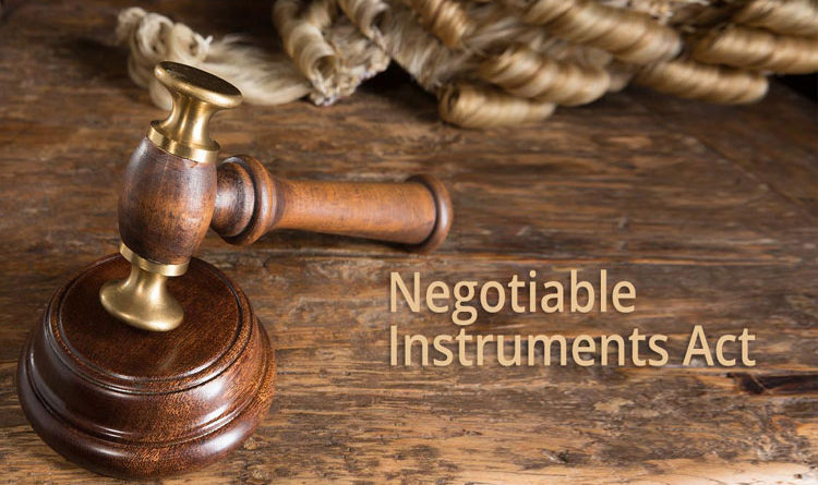 Negotiable-Instrument@#