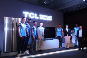 TCL launches exciting range of Smart home products (Tvs, ACs