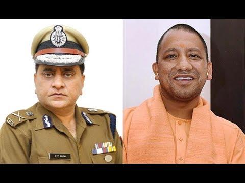 Lucknow News : मुख्यमंत्री और डीजीपी ओपी सिंह के खत्म हुई बैठक