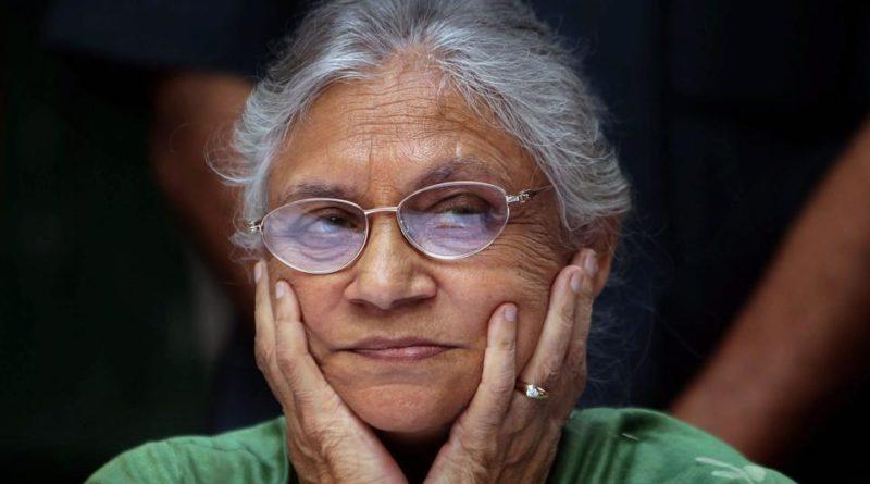 Delhi News : दिल्ली की पूर्व मुख्यमंत्री शीला दीक्षित का आज निधन हो गया